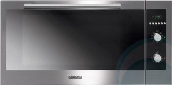 900mm90cm Baumatic Electric Wall Oven P999SS  Appliances