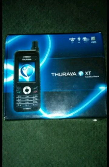 Telepon Satelit Terbaru Thuraya XT PRO