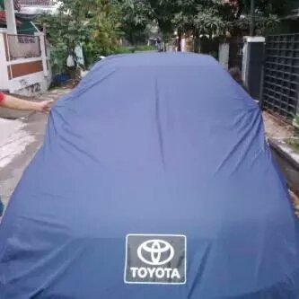Selimut Mobil Toyota All New Camry  - Cover Mobil Anti Air - Cover Mobil Outdoor - Mantel Mobil Krisbow - Original