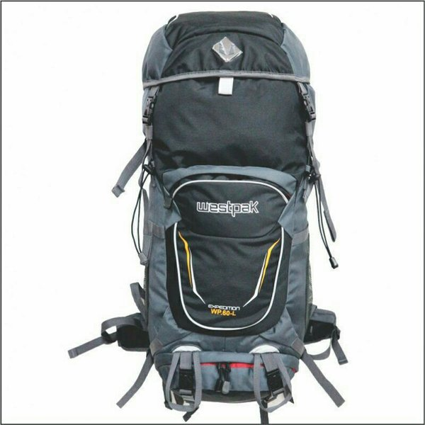 exxclusive Tas Gunung WESTPAK Expedition 60 L