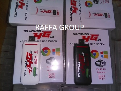MiFi Modem Wifi Dongle USB Unlock 4G ALL Operator Indonesia
