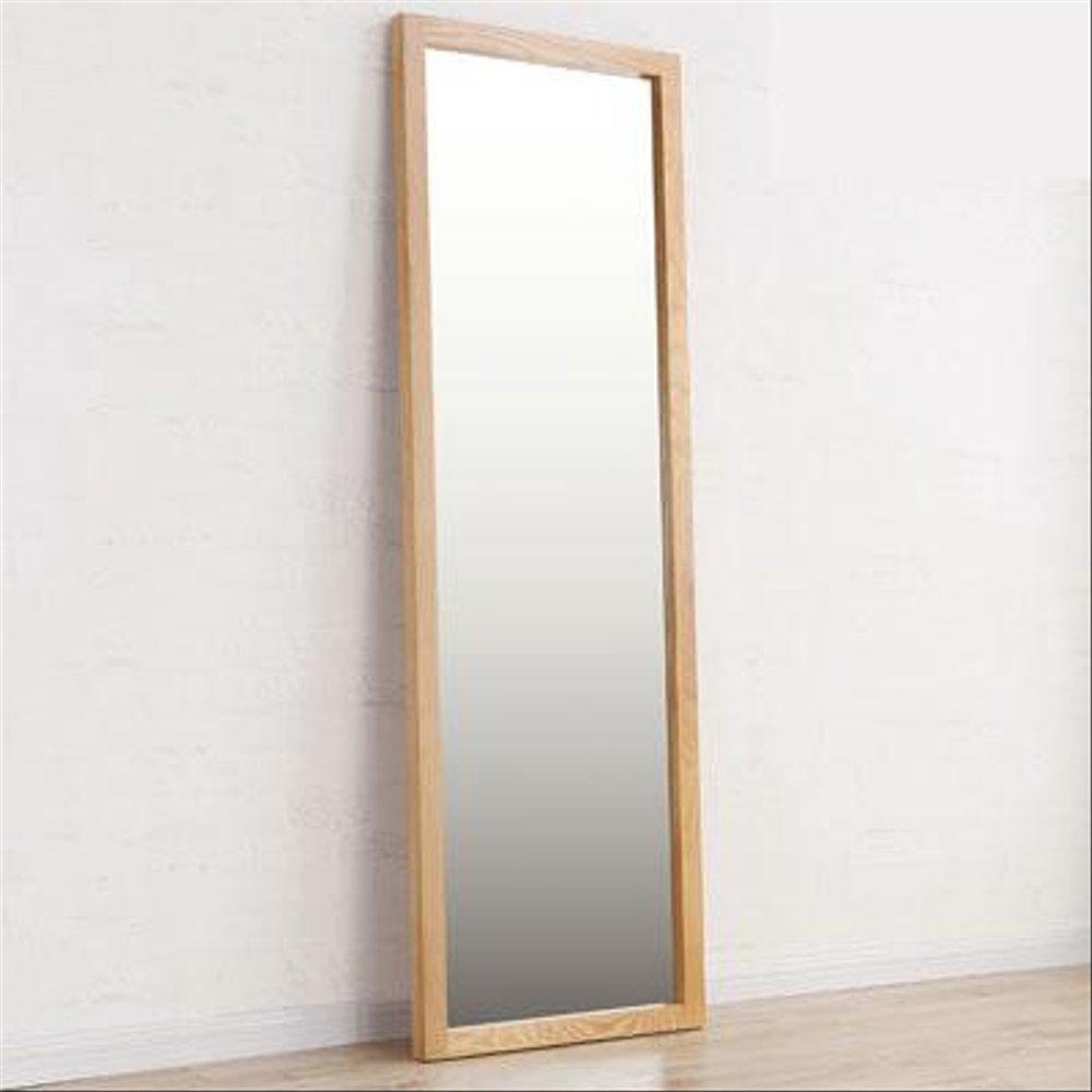 Jual Gudangdekor  Kaca Cermin Kayu Jati Persegi Panjang