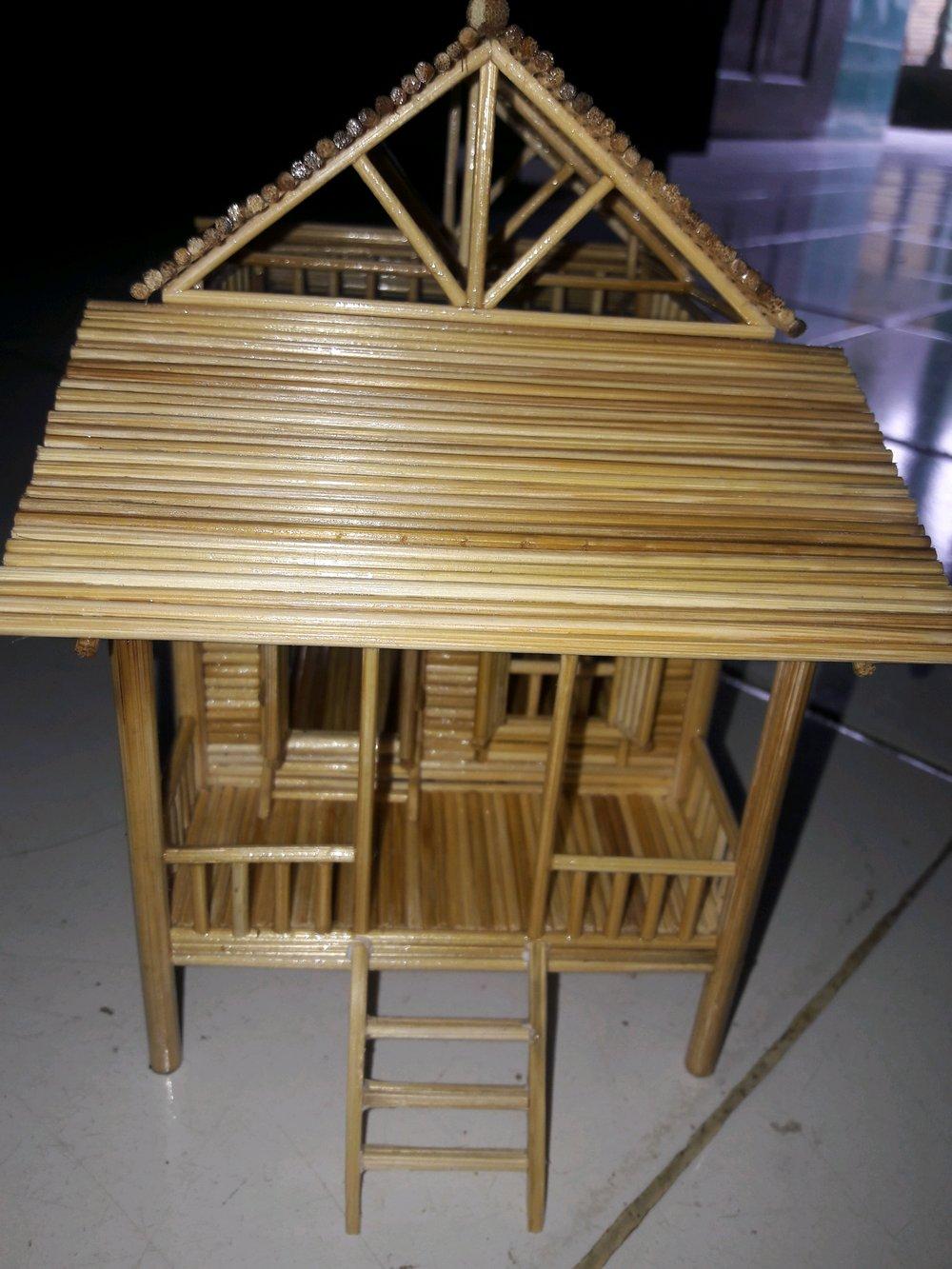 3 Langkah Mudah Cara Membuat Miniatur Rumah Dari Kardus Bekas !!