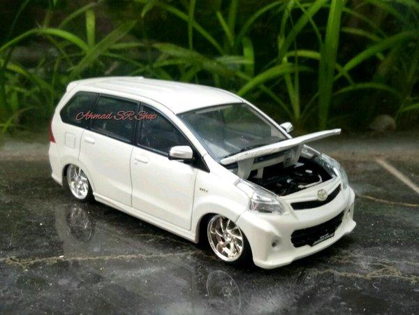 diecast grand new avanza toyota yaris trd sportivo 2017 indonesia jual miniatur kijang innova ceper skala 43 auto2000 di lapak ahmad soripada