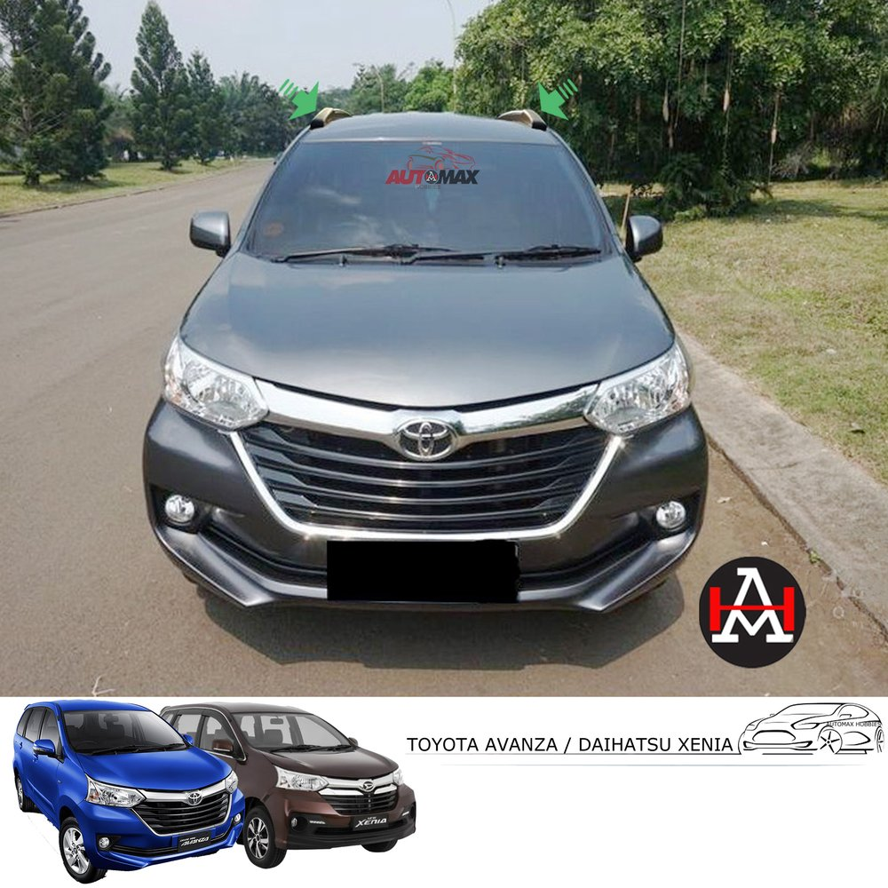 xe toyota grand new avanza mobil 2018 jual sporty roof slim great xenia