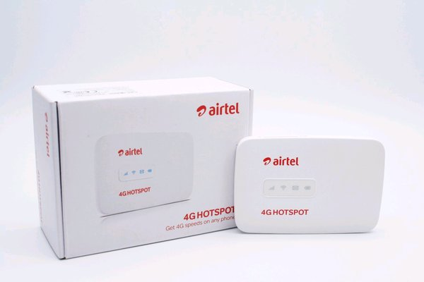 Mifi Router Modem wifi 4G LTE Alcatel MW40 Unlock All operator