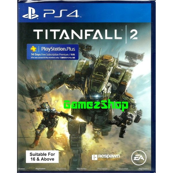 Sony Titanfall 2 PS4