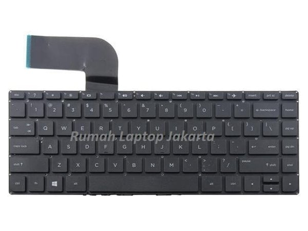 Aksesoris Laptop Keyboard Laptop HP Pavilion 14-V204TU 14-V204TX 14-V205TU 14-V204LA
