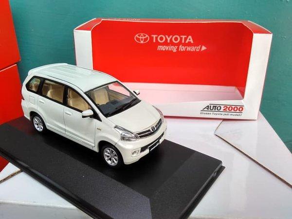 diecast grand new avanza all camry india launch jual miniatur mobil cek harga di pricearea com promo toyota g putih mainan ori murah diskon bukalapak