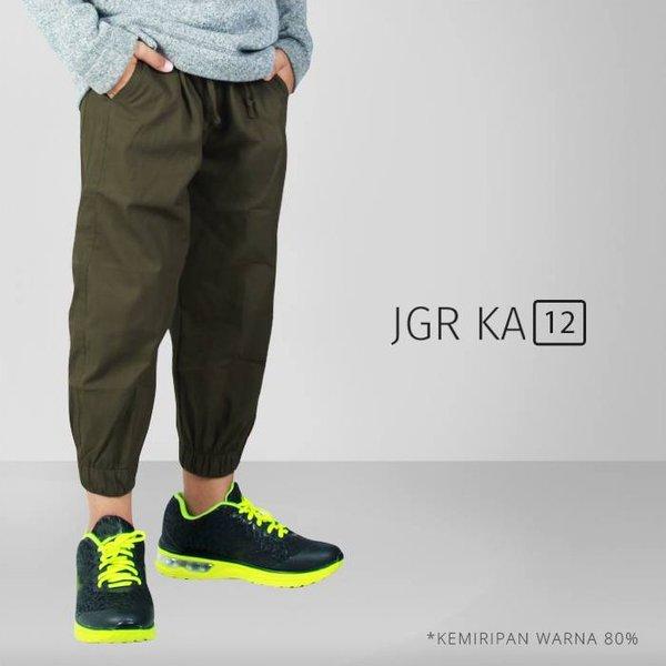 Jogger Pants Anak - Celana Jogger Anak - Sirwal Jogger Anak - Celana - JGR K A 12