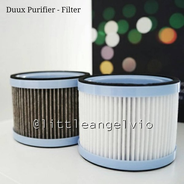 Murah Duux Filter Hepa Air Purifier