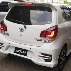 Toyota New Agya Trd 2017 Harga All Yaris Sportivo 2015 Jual Bodykit Modifikasi Di