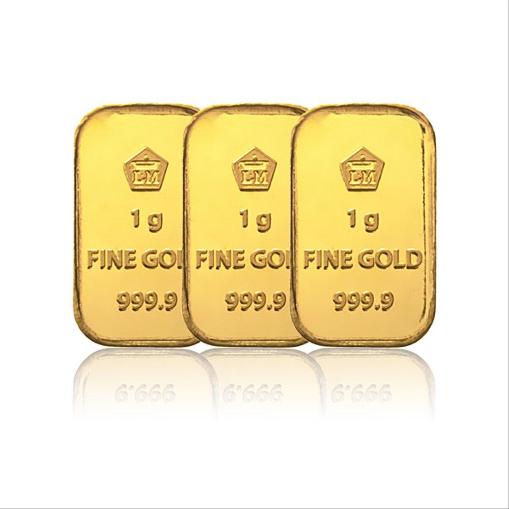 Jual Emas ANTAM 1 gr Logam muliaemas batangan 100 emas