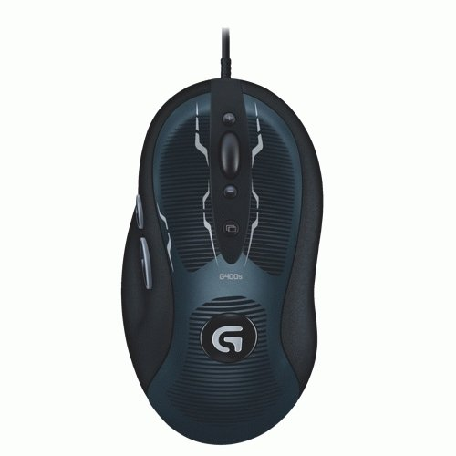 LOGITECH G400S FPS OPTICAL GAMING MOUSE