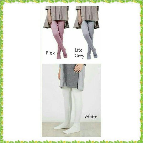 Celana Legging Wudhu Wanita