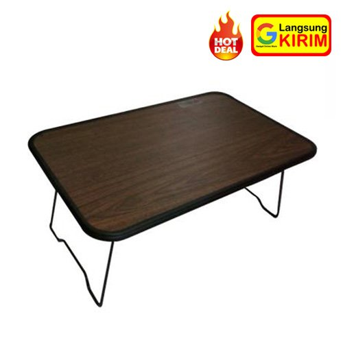 The Real Meja Belajar Lipat Lesehan Anak Perempuan Minimalis Simple Furniture High Grade