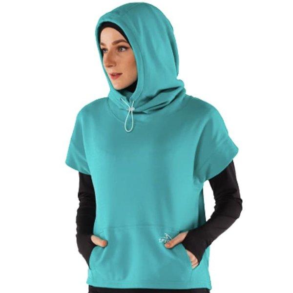 Gambar Untuk Hoodie Specs Rue Hijab Scuba Hoodie W Tosca 903991 Original BNWT