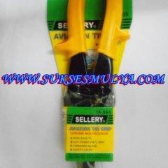 Jual Gunting Baja Ringan Sellery 15 156 Cek Harga Di Pricearea Com