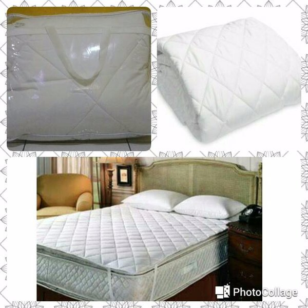 exxclusive New Matras Cover pelindung Spring Bed uk Single