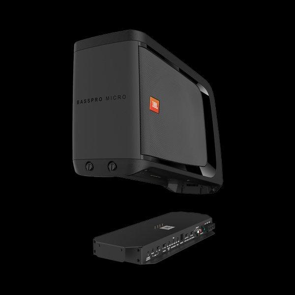 BEST SELLER JBL Basspro Micro 8 inch JBL Basspro Micro Active Subwoof