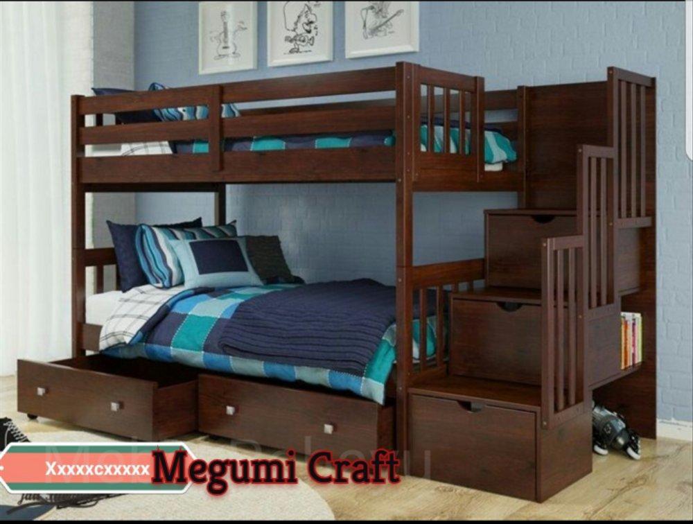 Desain Tempat Tidur Tingkat Anak