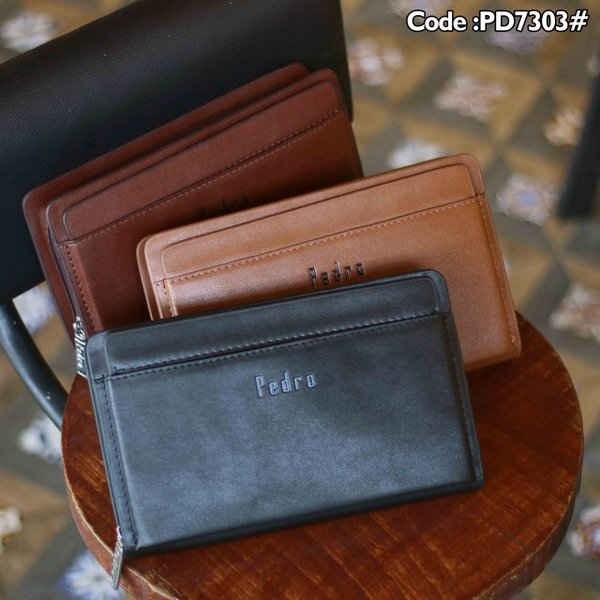 New Collection Tas Tangan Pria New PEDRO PD 7303