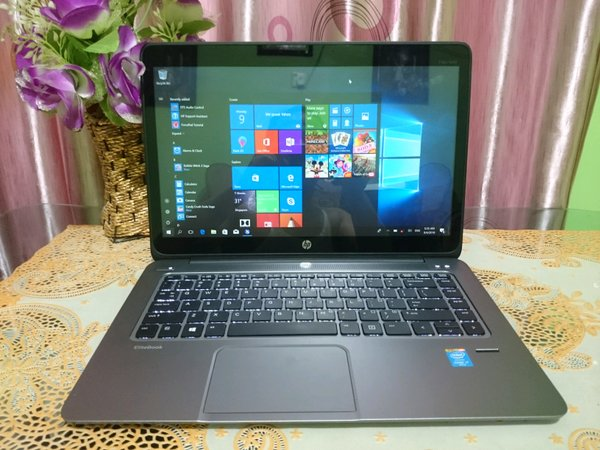 Laptop Hp Elitebook Folio 1040 G2 core i7-5600U Touchscreen BROADWELL GENERASI 5