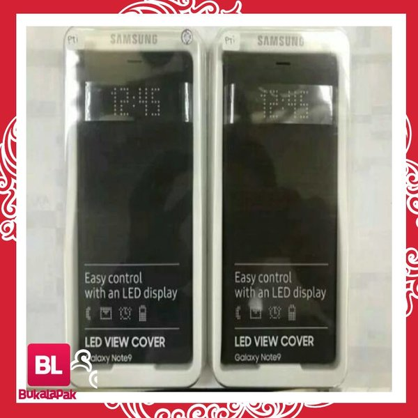 LED VIEW COVER for Samsung Galaxy NOTE 9 ORIGINAL