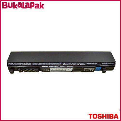 Original Baterai Laptop TOSHIBA Portege R700 R705 R830 R835 Satellite R630 R830 Tecra R840 PA3832U 6 CELL