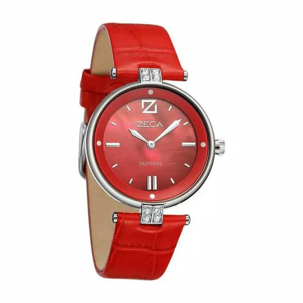 Zeca Watces Ladies 135L Series Jam Tangan Wanita Spesial Edition