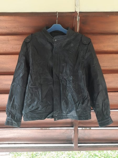 Jaket Kulit Import Preloved