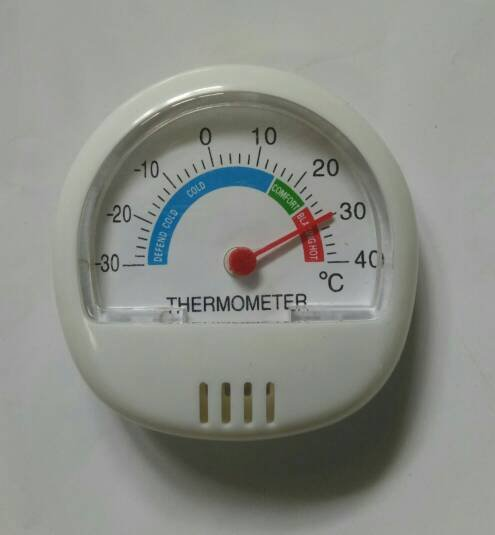 Thermometer Kulkas Pengukur Suhu Kulkas Thermometer Freezer Manual