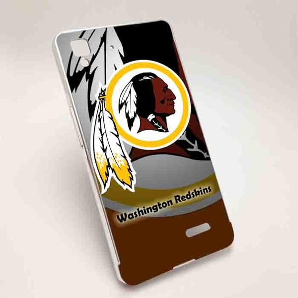 Casing Premium  OPPO R7 Washington Redskins NFL