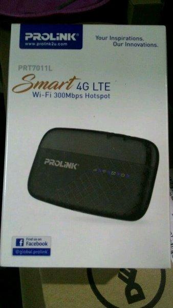 Modem Prolink 4G PRT7011L Mifi