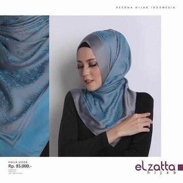 SALE.. Hijab Elzatta . TERMURAH . TERLARIS .
