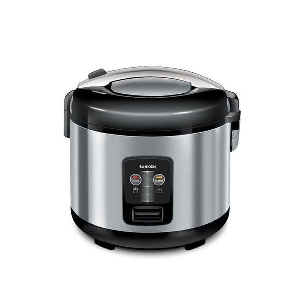 Sanken SJ1999SP Rice Cooker Stainless 1.8 Liter