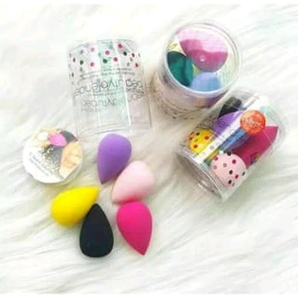 Sponge Mini Beauty Blender 5in1