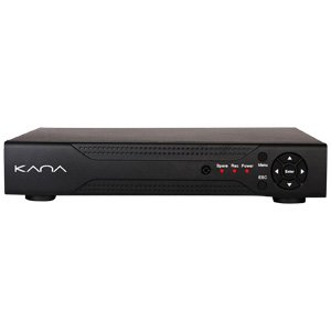 KANA Tribrid DVR 8 Channel [HVR3208BZ]