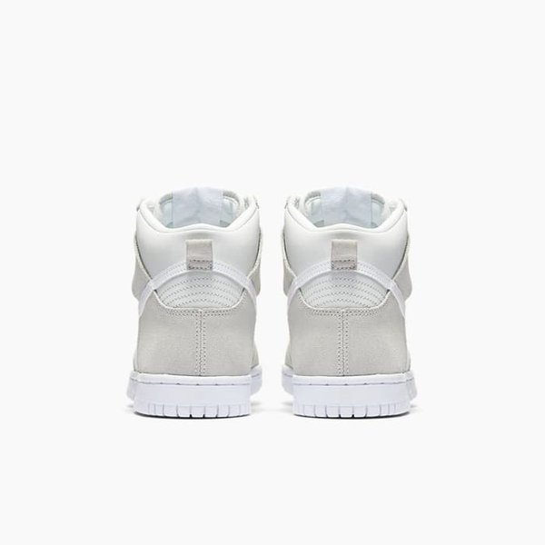 Sepatu Sneakers Nike Dunk High GS White Original 308319 128 Murah