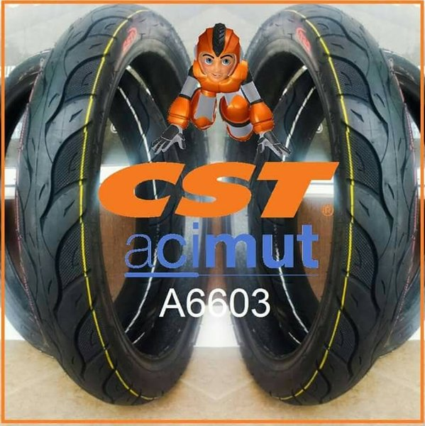 Spesial Ban Motor CST ACIMUT A6603 size 7090 14TL