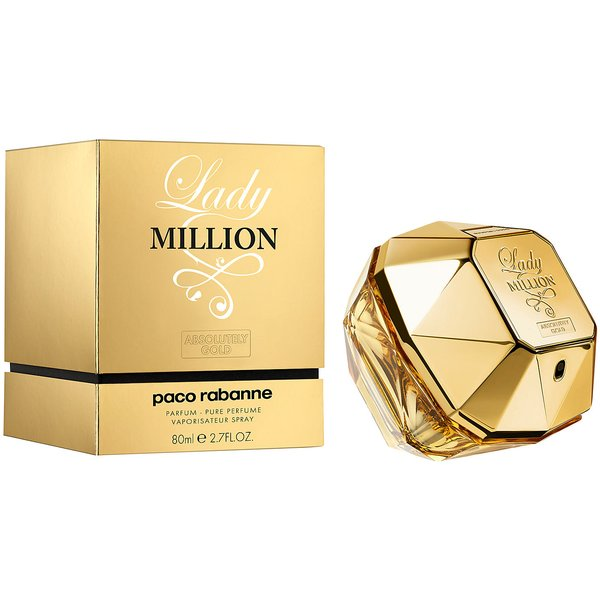 Parfum Original Paco Rabanne Lady Million Absolutely Gold