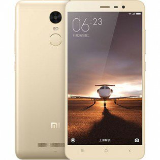 XIAOMI REDMI NOTE 3 PRO 3/32GB RAM 3GB INTERNAL 32GB GOLD GARANSI 1TH