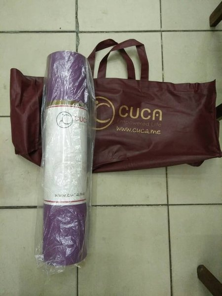 HOT - Matras Yoga Premium Cuca 6mm
