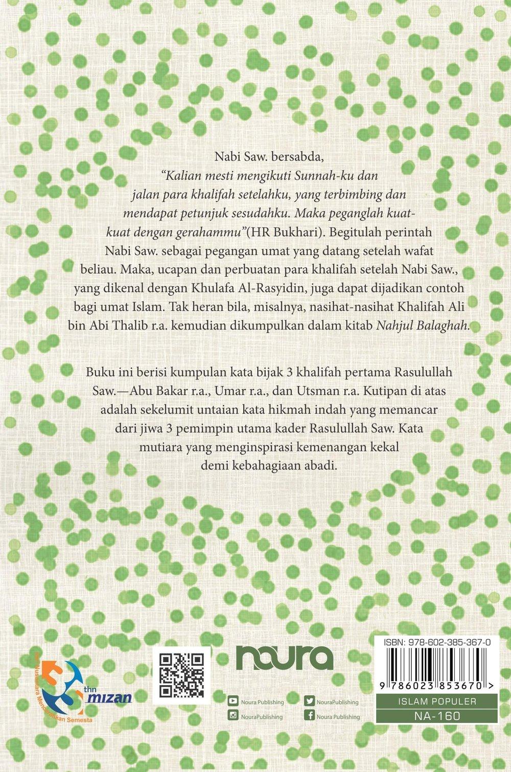 Kata Mutiara Islam Sahabat Nabi – Ragam Muslim