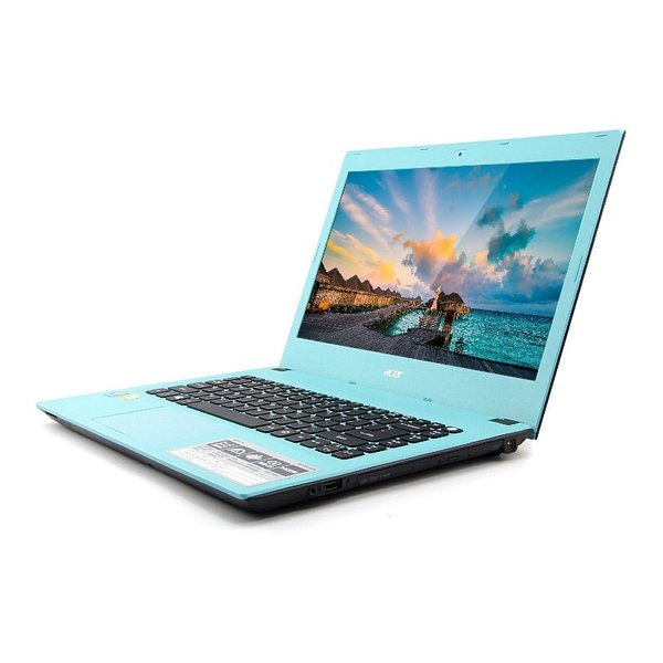 Acer Aspire E5-473G-33TN I3 500GB NVIDIA GEFORCE 14 INC BONUS TAS LAPTOP ACER & FREE ASURANSI