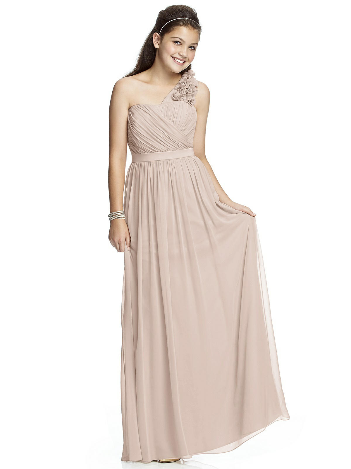Junior Bridesmaid Dress JR526: The Dessy Group
