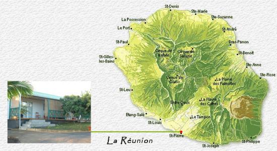Meubl De Tourisme Bungalow Location Vacance La Reunion
