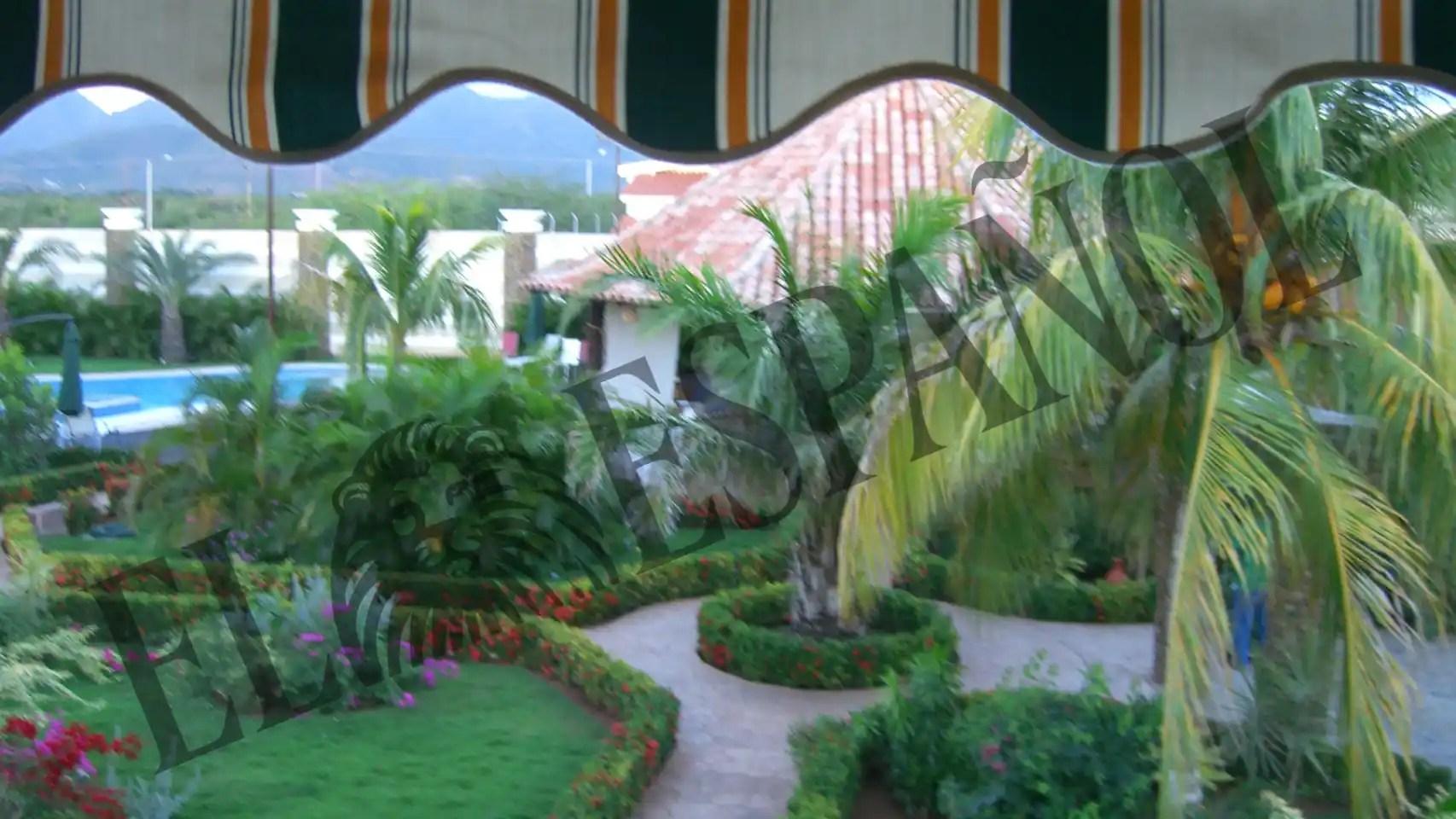 Imagen de la residencia de Isla Margarita.