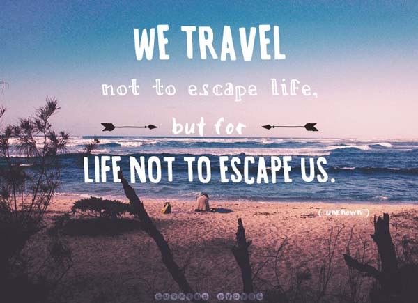 The 45 Best Quotes About Vacation Curated Quotes Image 2440654 On Favim Com