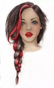 art beautiful beauty cute draw